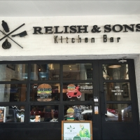 RELISH & SONS Kitchen Bar