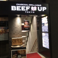 BEEF UP TOKYO charcoal grill & bar